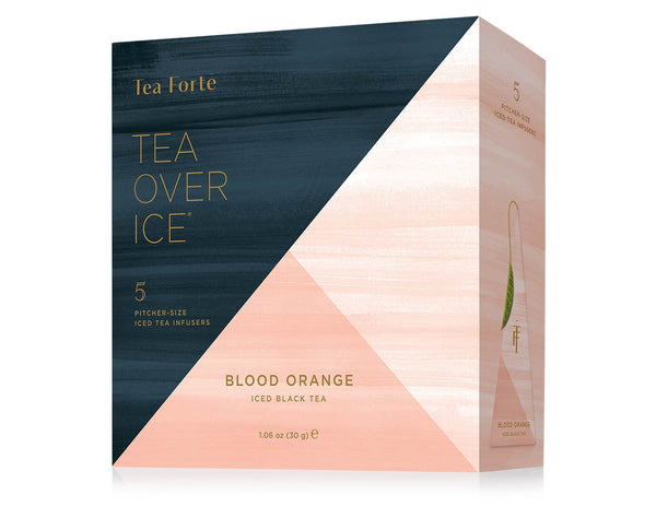 ICED BLOOD ORANGE TEA OVER ICE 5PK BOX