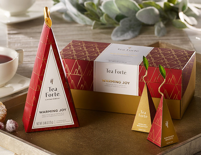 PETITE PRESENTATION BOX WARMING JOY 2020