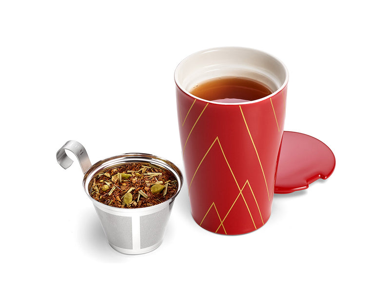KATI® STEEPING CUP & INFUSER WARMING JOY