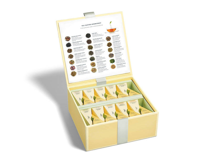 TEA CHEST TEA TASTING ASSORTMENT