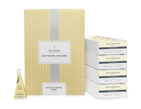 WHITE GINGER PEAR EVENT BOX