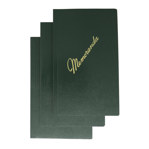 (3 Pack) Tacticai Memorandum Book — 5 1/2