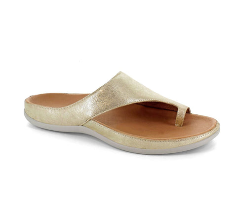 Strive CAPRI GOLD METALLIC Sandals