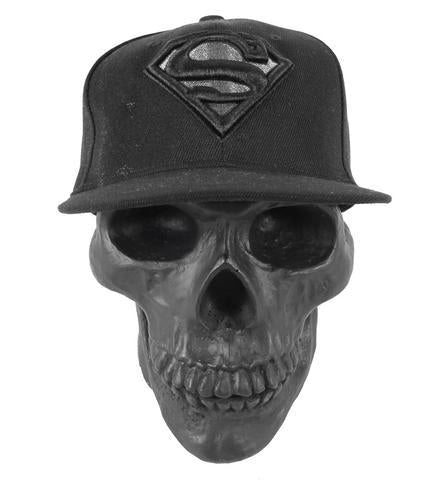 GORRA SUPERMAN BLACK EDITION