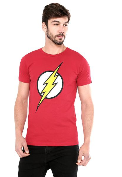 PLAYERA FLASH LOGO