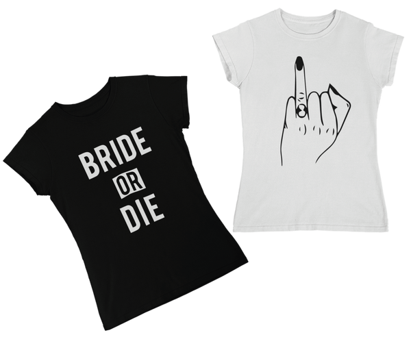 BRIDE OR DIE