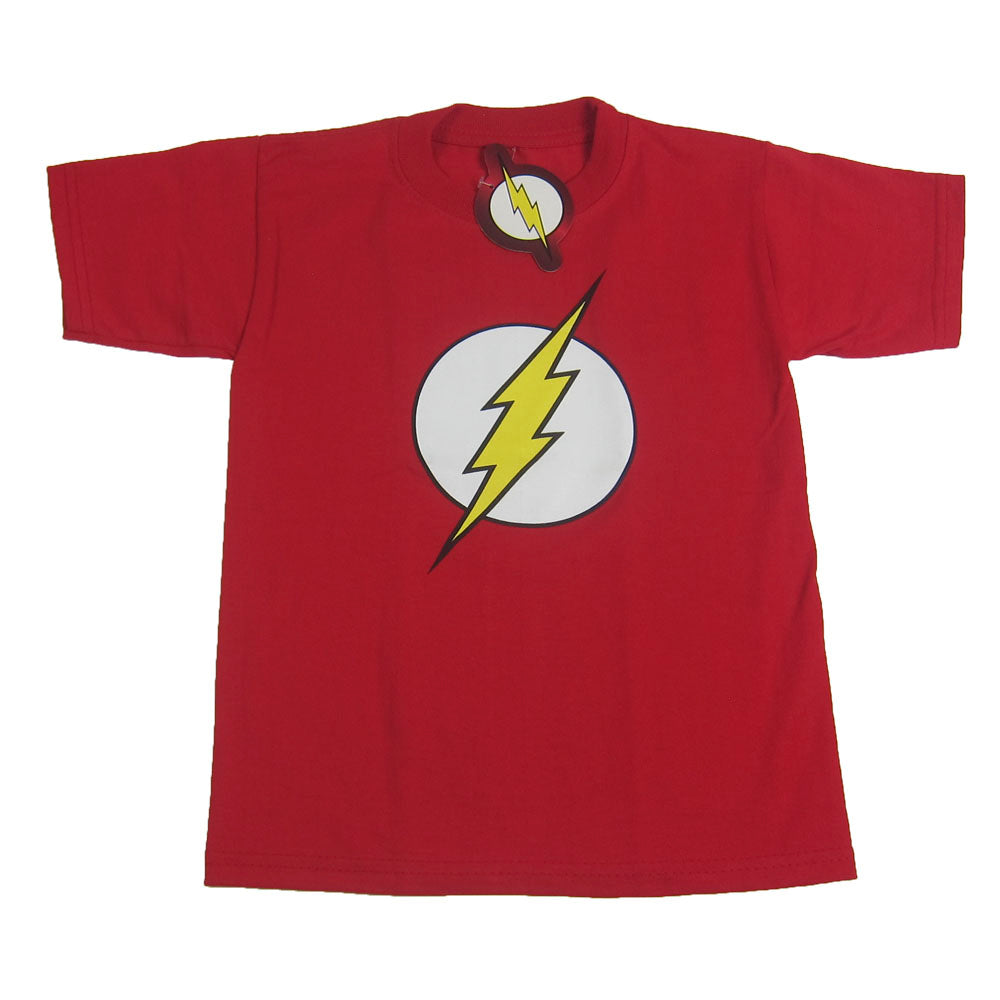 PLAYERA FLASH LOGO NIÑO