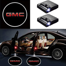 Load image into Gallery viewer, GMC Door Welcome Projector Lights