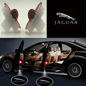 jaguar door lights
