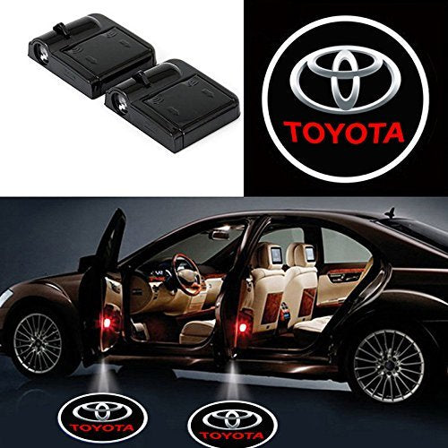 Toyota led door lights