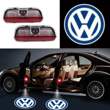 Load image into Gallery viewer, 2X Ghost Shadow Light LED Welcome Projector Courtesy Step Lights Fit Volkswagen Free Shipping