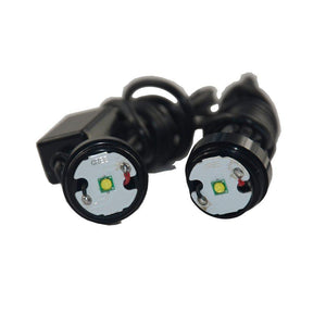 2Pcs  Puddle Lights Car Door Projector Lights Fit Subaru Free Shipping