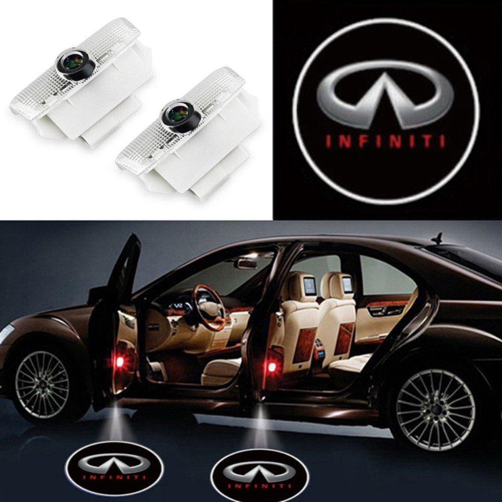 infiniti car door lights