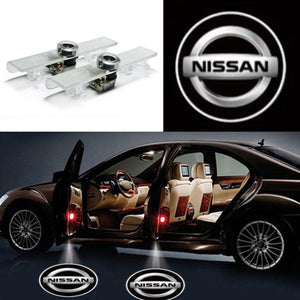 Nissan Car Door Lights