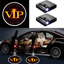 Load image into Gallery viewer, 2 Pcs LED Car Door Logo Ghost Shadow Light for VIP Free Shipping