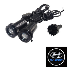 Load image into Gallery viewer, 2Pcs  Puddle Lights Car Door Projector Lights Fit Hyundai Free Shipping