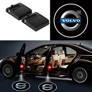 Volvo led door lights