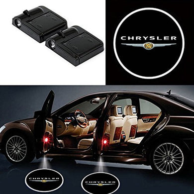 Chrysler Door Welcome Projector Lights-Autospore