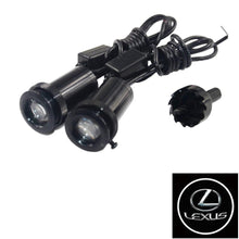 Load image into Gallery viewer, 2Pcs  Puddle Lights Car Door Projector Lights Fit Lexus Free Shipping