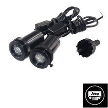 Load image into Gallery viewer, 2Pcs  Puddle Lights Car Door Projector Lights Fit Jeep Free Shipping
