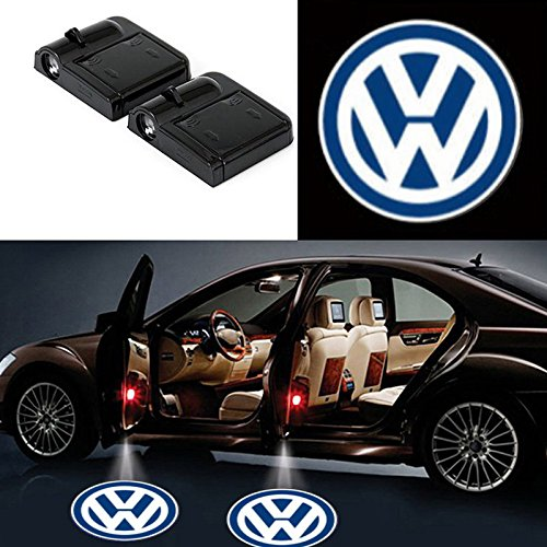 Volkswagen led door lights