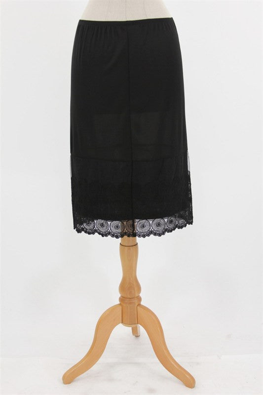 Lace Skirt Extender- 2 colors
