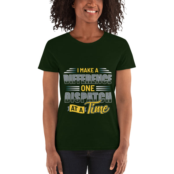 One Dispatcher Women's T-shirt