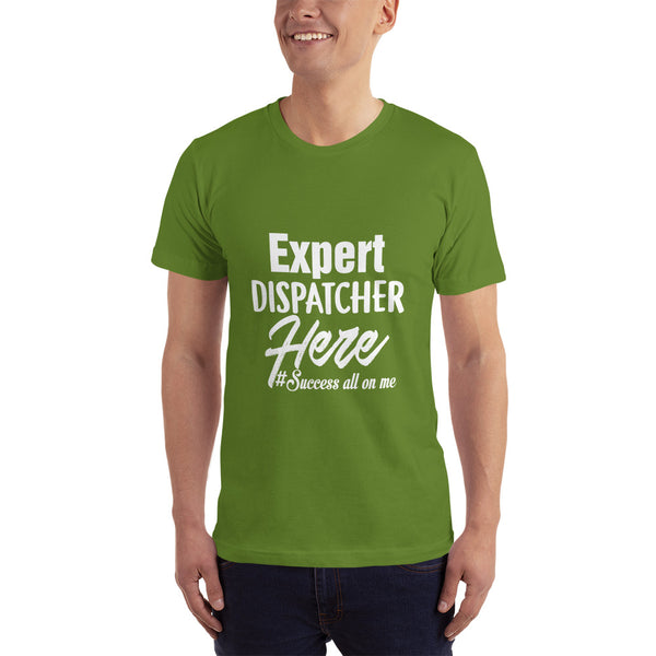 EXPERT DISPATCHER MEN'S T-SHIRT