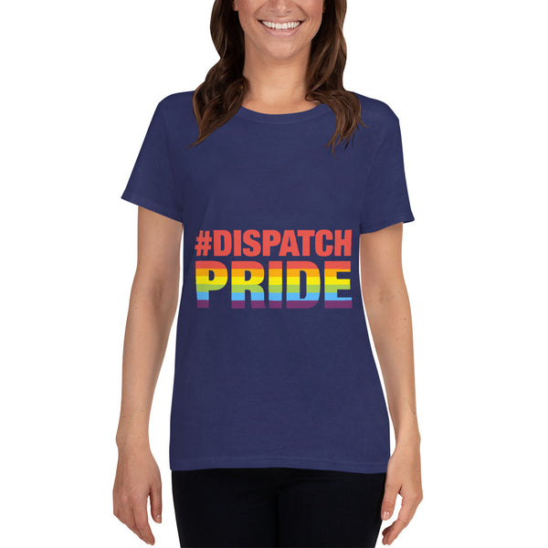 Pride Dispatch Women's T-shirt