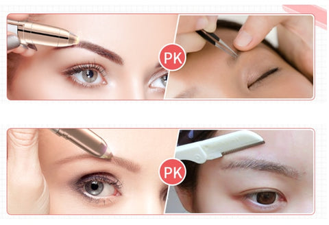 Revolutionary Eyebrow Removal Technology
