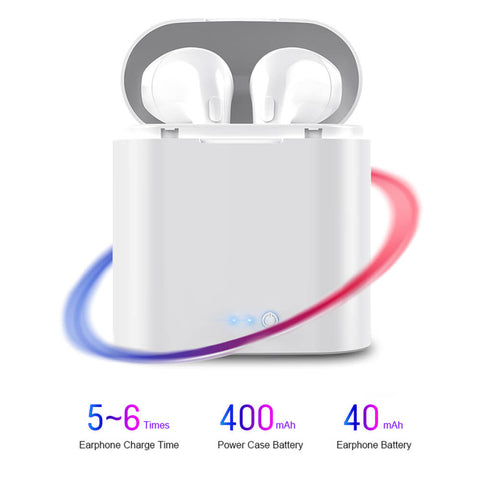 Mini Stereo wireless headphones