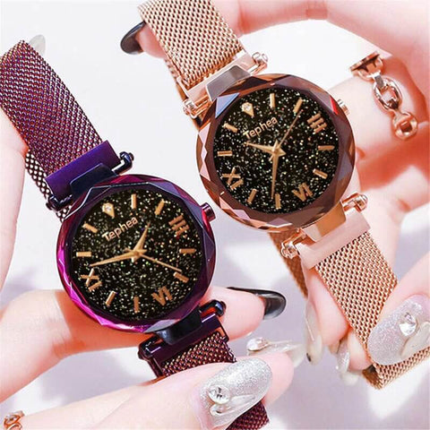 Fashion Ladies Quartz Wrist Watches