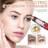 NEW ELECTRIC EYEBROW TRIMMER FOR WOMEN