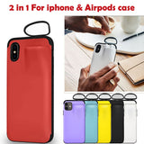 AIRPODS CASE FOR IPHONE