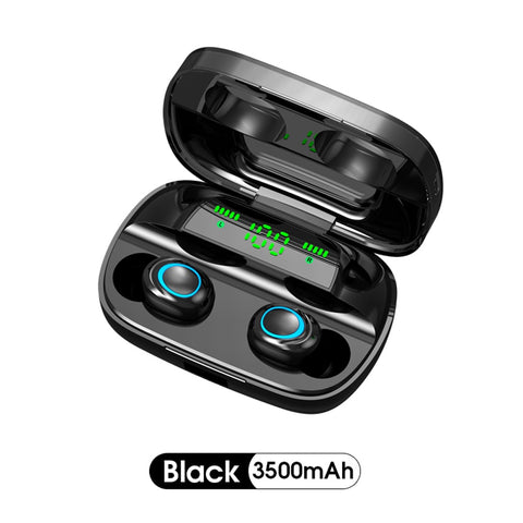 WIRELESS EARPHONE 5.0 WATERPROOF STEREO