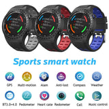 SMARTWATCH SM1 GPS BLUETOOTH CALL MULTI-SPORT HEALTH FITNESS