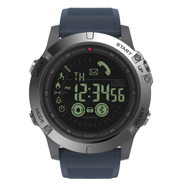 SMARTWATCH ZEV3 CRONOGRAFO BLUETOOTH NOTIFICA REDES SOCIALES IOS ANDROID - dswvirtual-shop