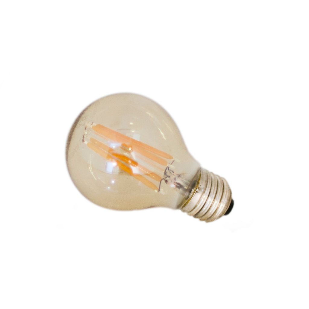 Filament dekorationslampa LED dimbar E27 4W Ø60mm Amber By Rydéns
