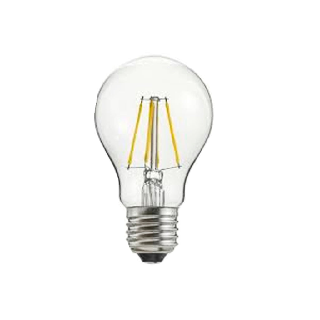 Filament dekorationslampa LED dimbar E27 4W Ø60mm Transperant By Rydéns