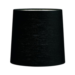 Markslöjd Cylinder Shade Black Canvas