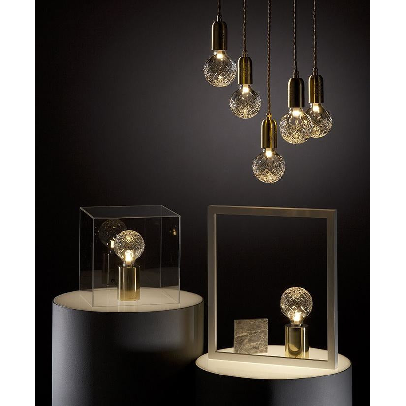 Lee Broom Crystal Bulb Bordslampa Klar