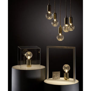 Lee Broom Crystal Bulb Bordslampa Frostad