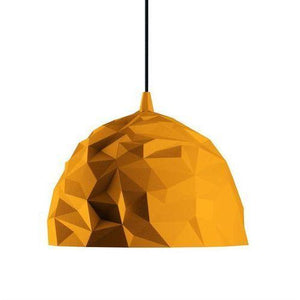Diesel with Foscarini Rock Taklampa Guld 1L