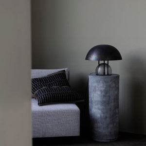 House Doctor Bordslampa Umbra Antik brun