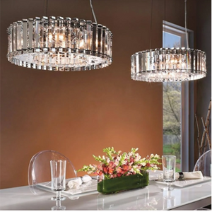 Kichler Crystal Skye 8 Light Kristallkrona