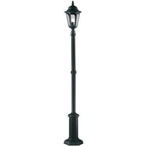 Elstead Lighting Parish Lyktstople 1L - Svart