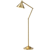 Elstead Lighting Provence Golvlampa - Antik Mässing