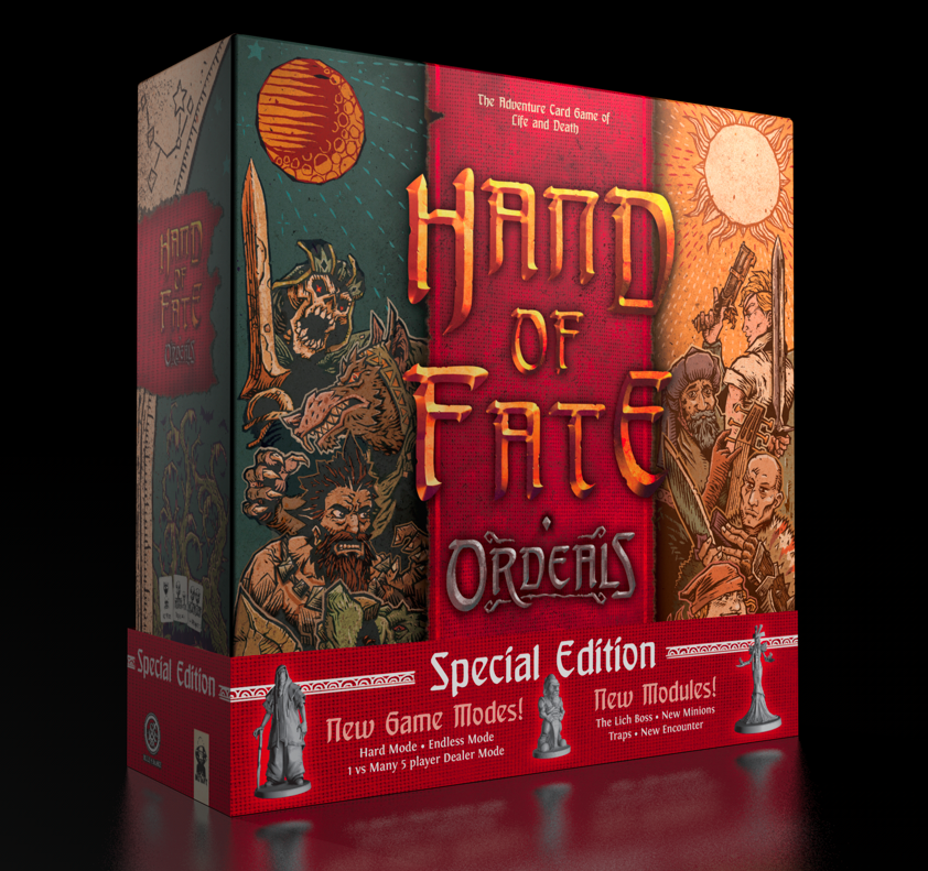 Hand of Fate: Ordeals - Shipping Fee Collection - Z2W