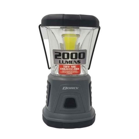2000 Lumen Adventure Max Lantern - Willapa Outdoor