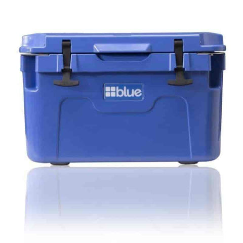 30 Quart Companion Roto-Molded Cooler - Blue Coolers - Willapa Outdoor
